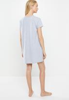 Superbalist - Sleep tee dress - grey