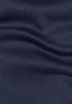 G-Star RAW - Premium core round neck sweater - navy