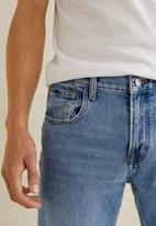 MANGO - Bob jeans - blue