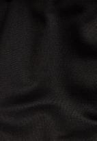 G-Star RAW - Zip gr long sleeve sweat bomber - black