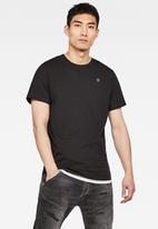 G-Star RAW - Base short sleeve tee - black