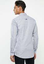 Tommy Hilfiger - Tjm dobby shirt - blue