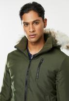 Only & Sons - Stanny jacket - green