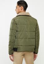 Only & Sons - Shore pilot jacket - khaki