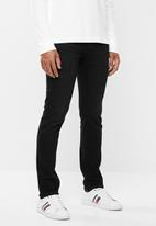 Tommy Hilfiger - Slim scanton jeans - black