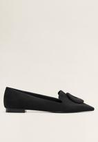 MANGO - Manuela pump - black