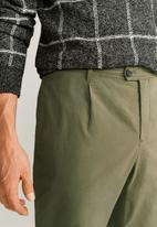MANGO - Merlin pants - khaki