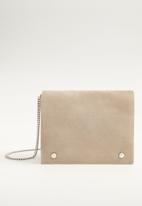 MANGO - Barbados bag - grey