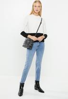 MANGO - Sculpt skinny jeans - blue