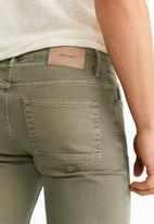 MANGO - Alex jeans - khaki