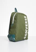 Converse - Speed 2 backpack - khaki