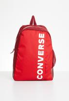 Converse - Speed 2 backpack - red