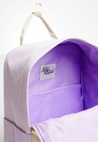 Cotton On - Back to school backpack - purple & green