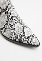 Public Desire - Camden ankle boot - multi