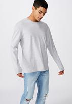 Cotton On - Tbar long sleeve - grey