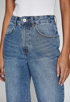 Cotton On - Straight leg jean - bronte blue