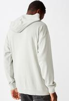 Cotton On - Pigment dyed oversized pullover - grey