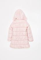 MINOTI - Teens puffa jacket - pink