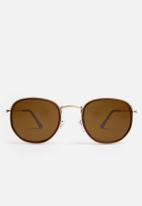 Superbalist - Suburbia sunglasses - brown
