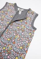 Cotton On - The zip summer bundler - rabbit grey