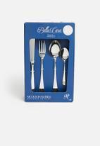 Nicolson Russell - Bella casa ravioli 24pce cutlery set - silver
