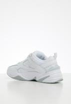 Nike - M2K Tekno - white/white-pure platinum