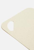 Excellent Housewares - Bamboo cutting board set of 3 - natural