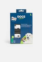 Pet Collection - Doggy bags - black & white