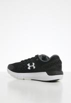 Under Armour - Ua charged rogue 2 - black / halo gray / white