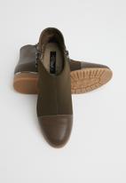 Miss Black - Hadar ankle boot - brown