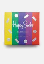 Happy Socks - Pride gift box - multi