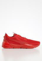 PUMA - Cell phase - high risk red-high risk red