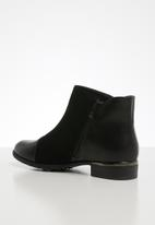 Miss Black - Hadar 4 boot - black