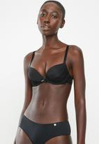 Wonderbra - 2 sizes up bra - black