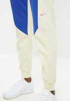 Nike - Nsw jogger pants - blue & cream