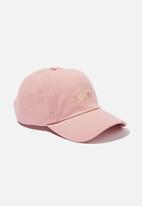 Rubi - Kaia cap - blush