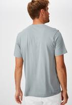 Cotton On - Tbar text T-shirt - citadel