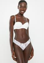 Cotton On - Party pants seamless brasiliano brief - scattered animal