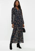 Superbalist - Maternity Peasant maxi dress - multi