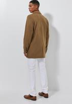 Superbalist - Smart overcoat - brown