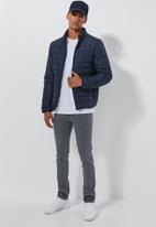Superbalist - Lightweight puffer jacket - navy
