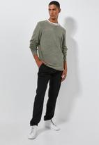 Superbalist - Authentic textured knit - khaki