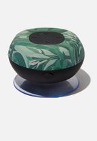 Typo - Shower speaker - bondi foliage 2.0