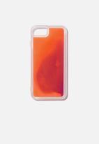 Typo - Shake it phone case universal 6,7,8 - liquid sand pink