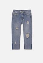 Cotton On - Sammy slouch jean - indigo