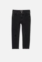 Cotton On - Sammy slouch jean - black