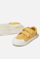 Cotton On - Multi strap trainer - honey gold