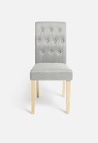 SF Collection - Iris dining chair - grey