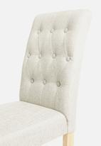 Sixth Floor - Iris dining chair - natural