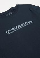 Quiksilver - Loose change long sleeve - navy